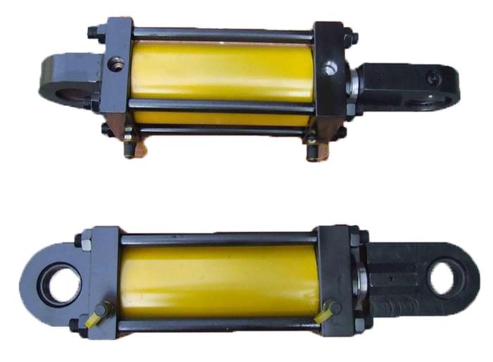 拉杆式液压油缸参数图片