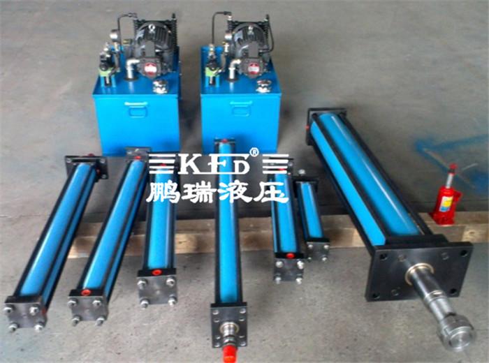 非标订做各类拉杆液压油缸 液压油缸厂家图片