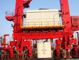 港口工程机械案例