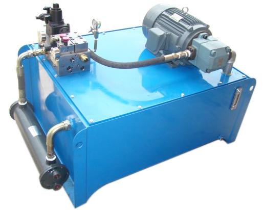 【鹏瑞分享】铝型材机械液压系统的技术特点