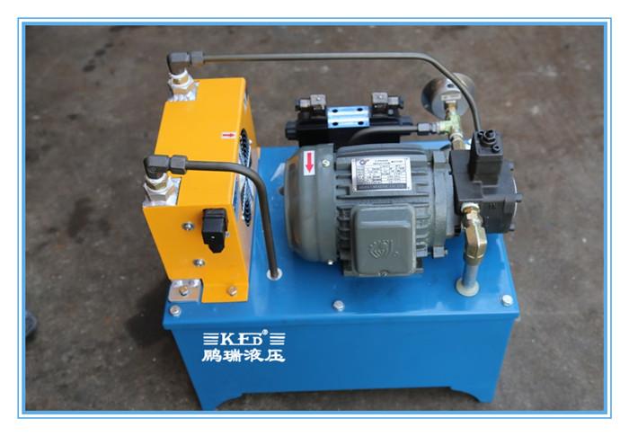 佛山鹏瑞液压系统小知识--液压系统设计的共同特性