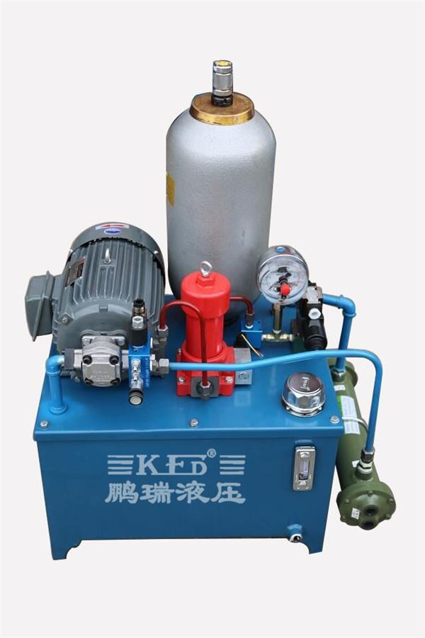 【鹏瑞分享】鹏瑞液压系统的适用范围及售后服务