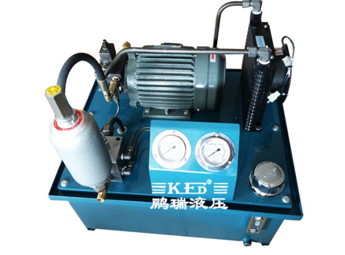 【鹏瑞分享】机床机械液压系统有哪些优点?