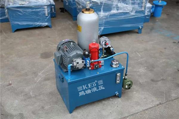 【鹏瑞分享】升降平台液压系统的设计