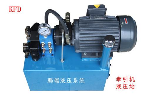 【鹏瑞快讯】不是所有的油压系统都可以做到售后无忧