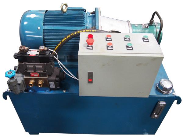 【鹏瑞液压系统】选购液压系统液压站,怎能不知道鹏瑞液压