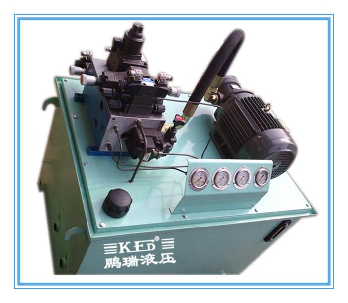 【液压系统】压机液压系统