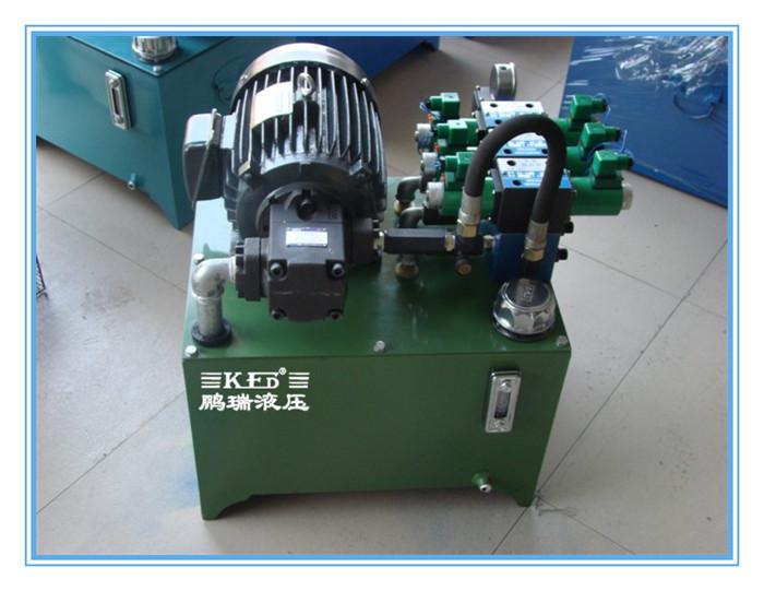 【厂家提醒】液压泵站切记不可随意换件修理