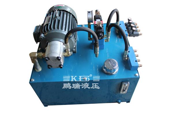 【液压站】环保液压系统该如何设计?