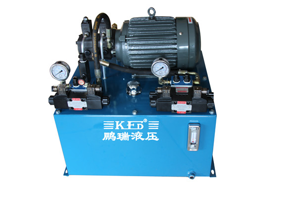 木工机械液压站