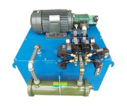 液压系统液压站