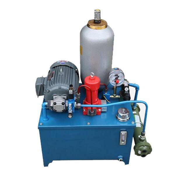 升降平台液压系统