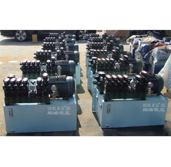 3.75KW包装机械液压系统