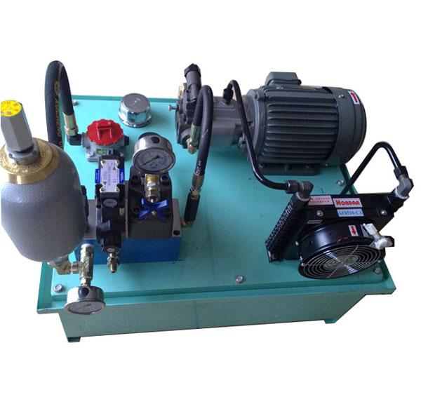 扩管机用非标液压站