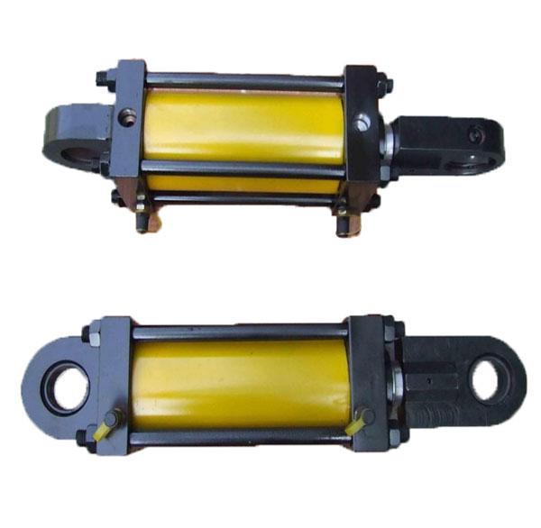 拉杆式液压油缸