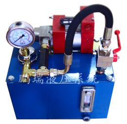 SHINEEAST气液增压系统