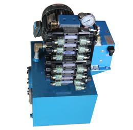 石材机械液压站