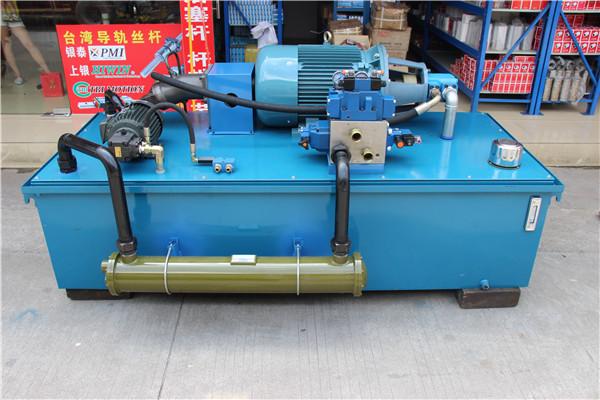 300吨铝型材拉直机液压站